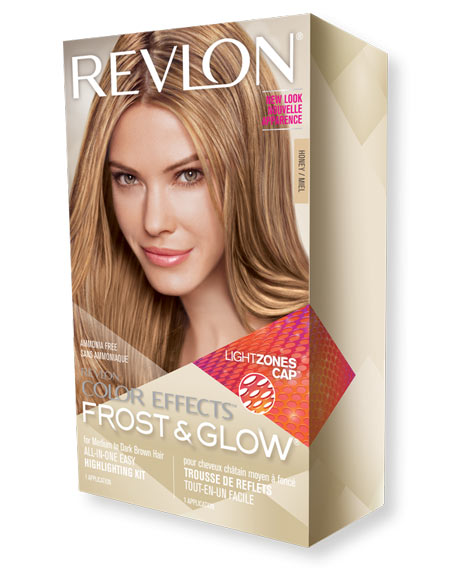 Revlon Color Effects Frost & Glow Colors