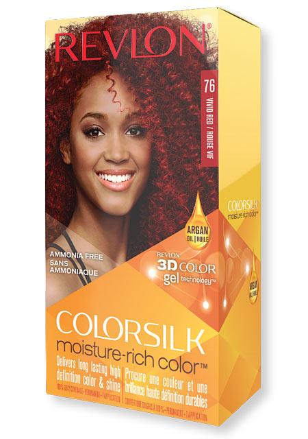 Revlon ColorSilk Moisture
