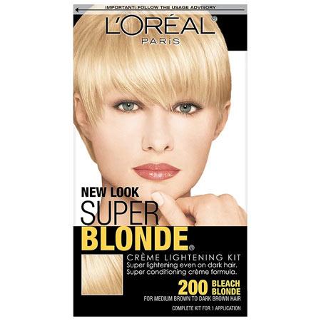 Loreal  Super Blonde Creme
