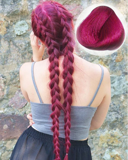 Tulip Hair Color