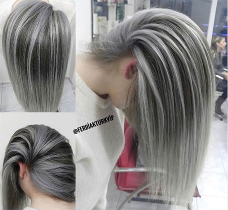 How to Achieve Ashy Hair Colors?