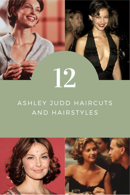 Ashley Judd Hair Color and Style