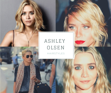 Ashley Olsen Hair Color and Style