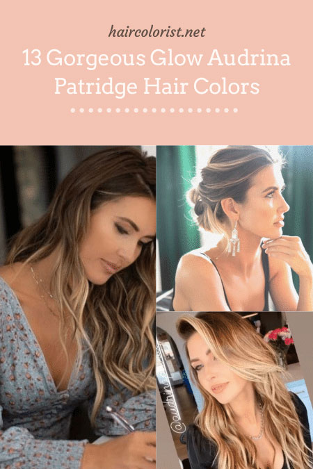 Audrina Patridge Hair