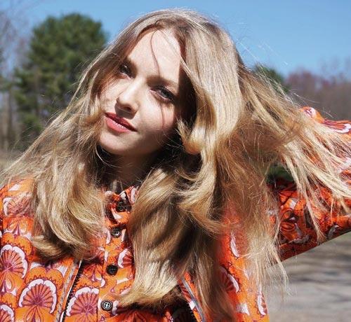 Amanda Seyfried Hair Style