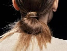 7 Mini Bun Hairstyles in Different Styles