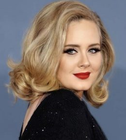 Adele Hair and Hairstyles