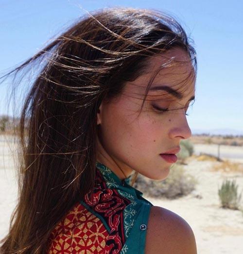 Adria Arjona Hair